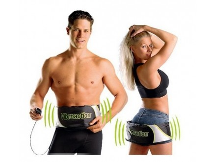 Pojas za mršavljenje stomaka Vibro shape