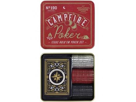 Poker za kampere - Campfire