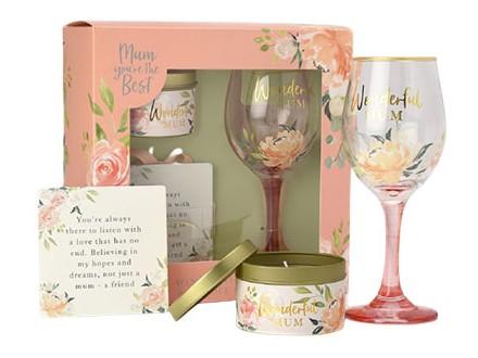Poklon set - Peaches &; Cream, Mum - Peaches &; Cream