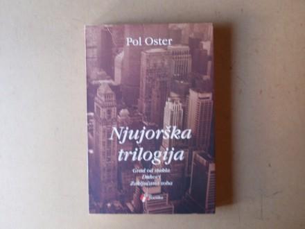 Pol Oster - NJUJORŠKA TRILOGIJA