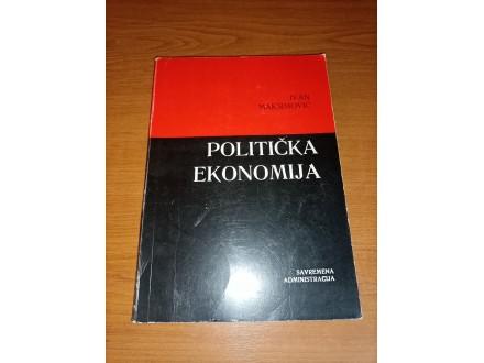 Politička ekonomija - Ivan Maksimović