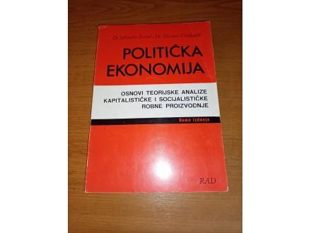 Politička ekonomija - Miladin Korać - Tihomir Vlaškalić
