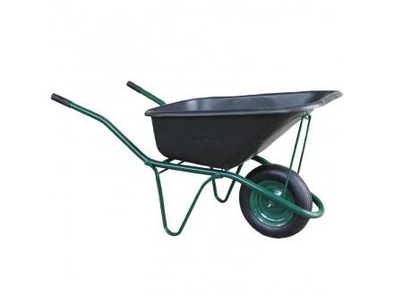 Poljoprivredna kolica sa plastičnim koritom 120L ROTO