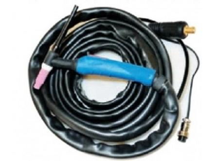Poly - poli kabel TIG kombinovani GUM10mm2/ 13mm/ 4m
