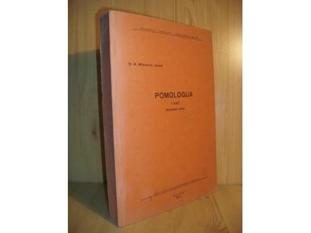 Pomologija II (koštičave voćke)-Dr M. Milovanović