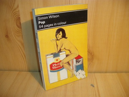 Pop - Simon Wilson