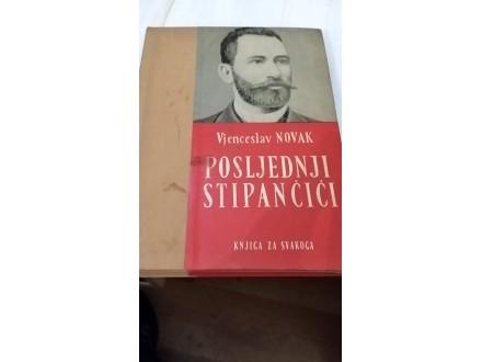 Poslednji stipančići - Vjenceslav Novak