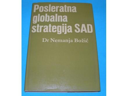 Posleratna globalna strategija SAD - Dr Nemanja Božić