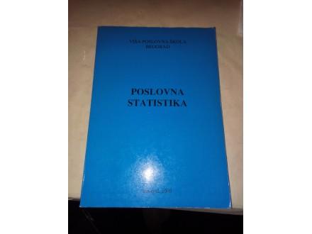 Poslovna statistika - Mitić Marković