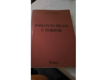 Poslovno pravo u turizmu - Milan Skakun