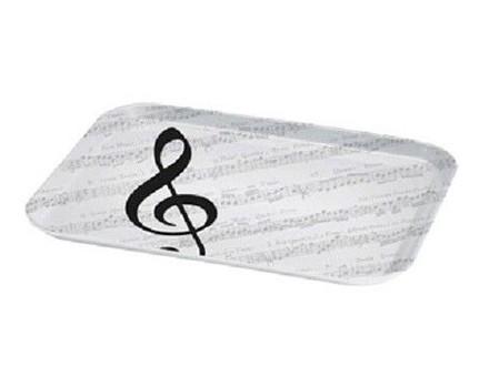 Poslužavnik - I Love Music - Music