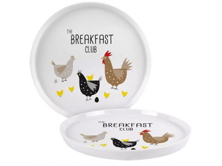 Poslužavnik - Trend, Breakfast Club - Breakfast Club