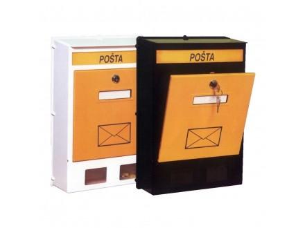 Poštansko sanduče PTT PVC malo