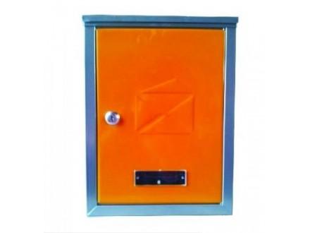 Poštansko sanduče - žuto