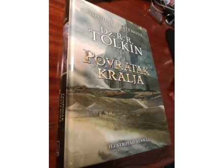 Povratak kralja Dž . R . R . Tolkin knjiga treća