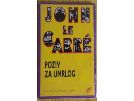 Poziv za umrlog  John Le Carre
