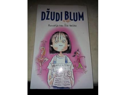 Poznatija kao Šila Velika - Džudi Blum