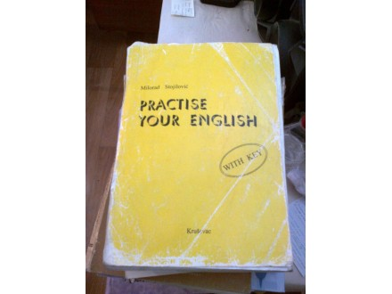 Practise your english - Milorad Stojilović