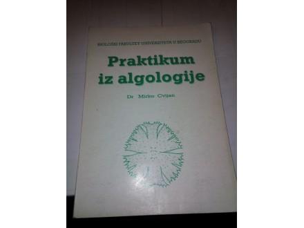 Praktikum iz algologije - dr Mirko Cvijan