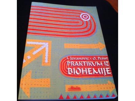 Praktikum iz biohemije Jovanović Pešut