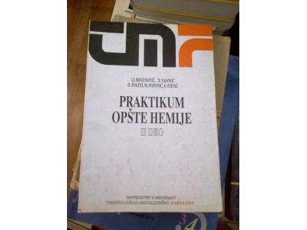 Praktikum iz opšte hemije II deo - Bogunović Vasović