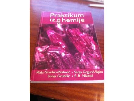 Praktikum iz opšte hemije Pavlović i drugi