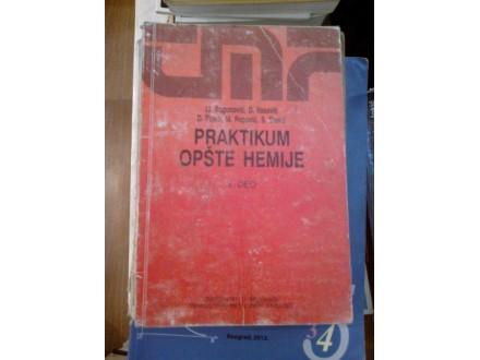Praktikum opšte hemije II deo - Bogunović Vasović
