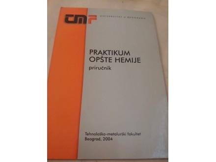 Praktikum opšte hemije priručnik - TMF