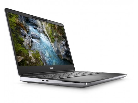 Precision M7550 15.6` FHD Xeon W-10855M 32GB 512GB SSD Quadro RTX 3000 6GB Backlit SC Win10Pro 3yr Pro