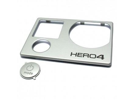 Prednja Maska / oklop za GoPro Hero 4 (MS)
