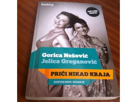 Priči nikad kraja Nešović Greganović