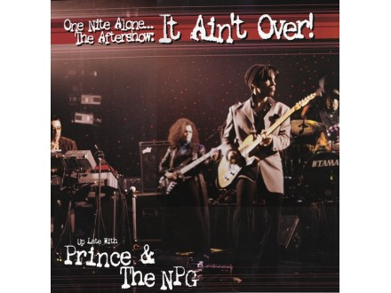 Prince &; The New Power Generation/One Nite Alone:The Af