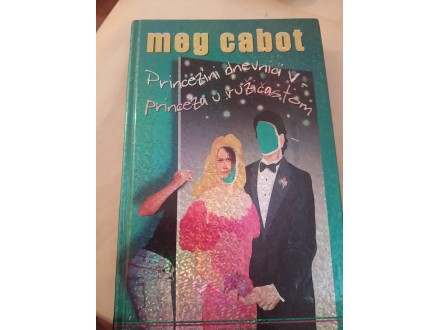 Princezini dnevnici V - Meg Cabot