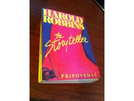 Pripovedač Harold Robbins