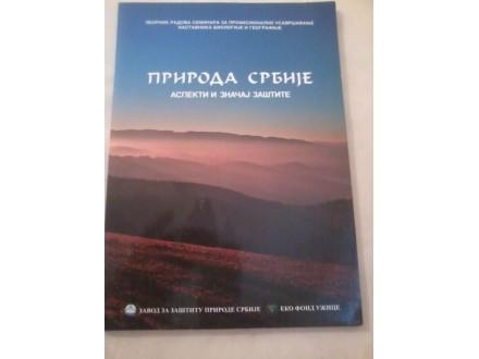 Priroda Srbije - aspekti i značaj zaštite