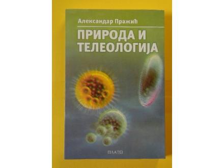 Priroda i teleologija - Aleksandar Pražić