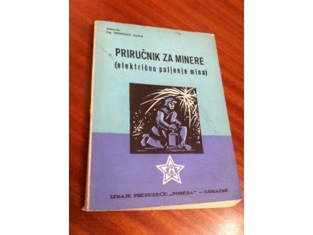 Priručnik za minere ( električno paljenje mina )