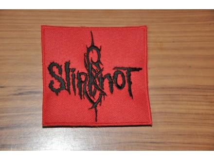Prisivac Slipknot 10x10cm