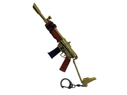 Privezak Fortnite - Burst Rifle Legendary, L