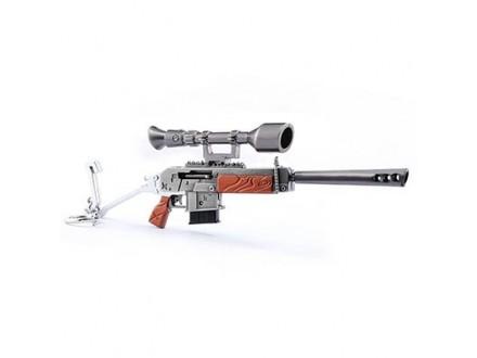 Privezak Fortnite - Semi-automatic Sniper, L