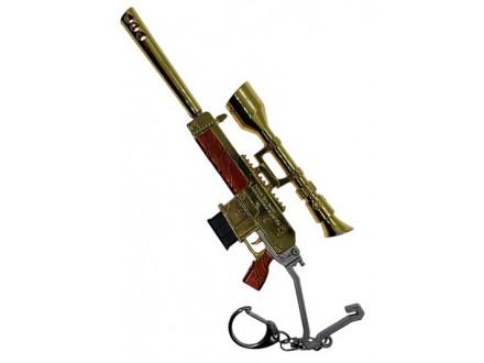 Privezak Fortnite - Semi-automatic Sniper Legendary, L