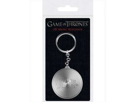 Privezak - Game of Thrones, Logo - Game of Thrones