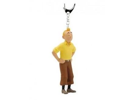 Privezak - Tintin Standing - Tintin
