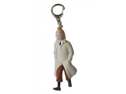 Privezak - Tintin Trench Walking - Tintin