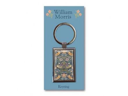 Privezak - William Morris, Strawberry Thief