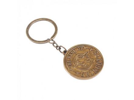 Privezak za ključeve - HP, Gringotts - Harry Potter