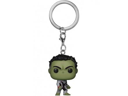 Privezak za ključeve - POP Marvel, Avengers Endgame, Hulk - Marvel