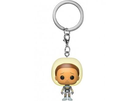 Privezak za ključeve - POP Rick &; Morty, Space Suit Morty - Rick and Morty