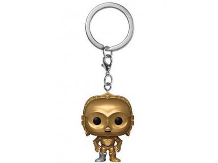 Privezak za ključeve - POP Star Wars, C-3PO - Star Wars