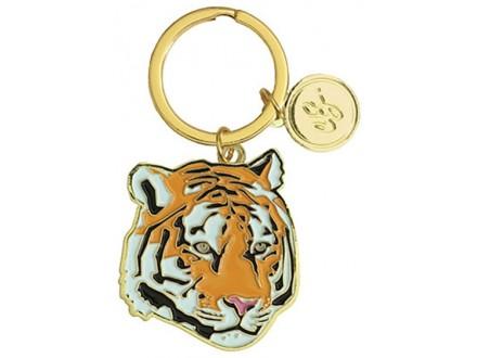 Privezak za ključeve - Tiger, Emily Brooks - Emily Brooks